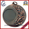 Fabbrica Custom 3D Die Cast Medal con Antique Finish