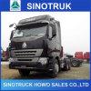 Cnhtc Sinotruck 420HP 6X4 10 Wheeler HOWO A7 Truck Tractor für Sale