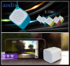 El mini altavoz más nuevo de Bluetooth con el obturador de Selfie