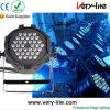 De Huisvesting RGB Aluminium PAR64 van LED PAR Can Light 36*3W