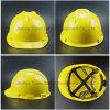 プラスチック製品Vの監視シェルの安全ヘルメット(SH504)