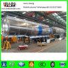petrolero de aluminio del combustible del espejo 42000L