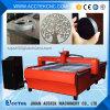 Máquina de estaca do plasma do CNC de Jinan Acctek para a indústria de metal Akp1325