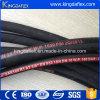 flexibles umsponnenes Öl-beständiges hydraulisches Rohr des Edelstahl-3000psi