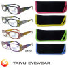 Neues flippiges Colorful Reading Glasses mit Wide Temples