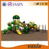 Vasia neue Förderung-bunter Vergnügungspark-im Freienspielplatz