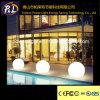 Boule de piscine de flottement lumineuse rechargeable de LED