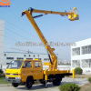 18m Truck Mounted Articulated Boom Cherry Picker