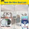Zks-Mw1 New 2014 Electronic Glass Door Lock с Emergency Key