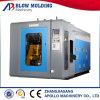 le HDPE 100ml~5L met la machine en bouteille de soufflage de corps creux de bidons de Jerry de fioles (BSM65)