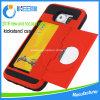 Случай крышки мобильного телефона Kickstand гибридный