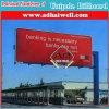 Quadro de avisos Cantilever do anúncio ao ar livre da borda da estrada do Flagpole