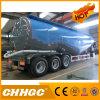 Remorque de réservoir de l'essieu DEST du boîtier en acier 3 de structure d'épreuve de fuite de Chhgc