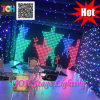 Video LED Star Curtain für Party, Christmas, Wedding Decoration
