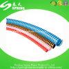 Boyau bon marché d'aspiration de pompe à eau de PVC de prix usine/boyau en plastique