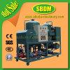 Máquina de la filtración del gasoil del negro de la basura de la alta precisión de Kxp
