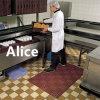 Используется резиновый коврик, резиновые коврики, Кухня резиновый коврик (GM0406)