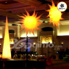 Gutes Design Promotion Hanging Inflatable LED Lighting Sun für Sale (BM9)