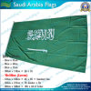Qualité 160GSM Polyester 100% Arabie Saoudite National Flag (J-NF05F09023)