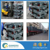 Сваренный большой твердый складывая контейнер ячеистой сети с Trundle