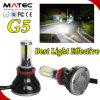 Farol do diodo emissor de luz do jogo H1 H3 H4 H7 da conversão do farol do diodo emissor de luz do preço de fábrica 60W 6600lm