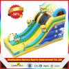 2016 nuovo Finished Blue & servi Inflatable Slide di Yellow con Lower Factory Price