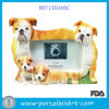 Happy Family Dogs Paper Photo Frame