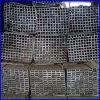 Tubo cuadrado de acero negro o galvanizado