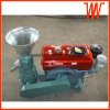 Engine diesel Cobmined Wood Pellet Making Machine con Crusher