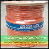 ضعف العزل الثقيلة NBR العزل PVC غمد 16mm2 25mm2 35mm2 50mm2 70mm2 95mm2 120mm2 الثقيلة أورانج لحام الكابلات