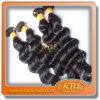 3A 인도 Remy Human Hair /Virgin Hair Extension