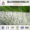 중국 공장은 2mm 폴리탄산염 Decorattion 건축재료를 위한 다이아몬드에 의하여 돋을새김된 장 PC 장을 지시한다