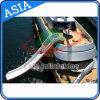 Trasparenza di acqua gonfiabile gigante per l'yacht, trasparenza di acqua gonfiabile dell'yacht