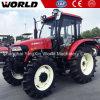 45HP-150HP landbouwTractor Op wielen voor Verkoop