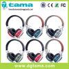 Écouteur portatif de radio d'écouteur de mode fraîche stéréo de Bluetooth 4.0
