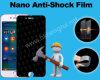 Nano Beschermer van het Scherm van de anti-Schok van het Kristal van de Technologie voor iPhone 6 Beschermende Film