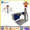 Машина маркировки лазера волокна Raycus портативная для металла и неметалла