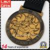 Fabrik-Verkaufs-Zink-Legierungs-Antike-Überzug-Medaille mit kundenspezifischem Firmenzeichen
