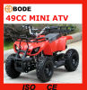 Hot Selling 49cc ATV 4 roues amphibies ATV Mc-301b
