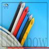 Chemise d'isolation de fibre de verre imbibée par silicones