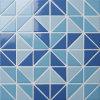 De ceramische Nieuwe Tegels van het Mozaïek van het Ontwerp voor de Decoratie van de Vloer van het Zwembad