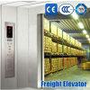 Hidráulico escoge los elevadores de carga residenciales de la elevación del poste