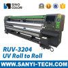 Sinocolor 3.2m het UVBroodje van de Printer Ricoh om de Printer Ruv3204 te rollen van het Grote Formaat van de Banner van de Printer