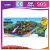 Campo de jogos macio interno seguro do Ce excelente do projeto para miúdos