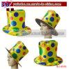 Le chapeau de loisirs folâtre le chapeau pour l'usager de Veille de la toussaint de clown (BO-6049)