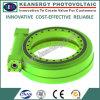 ISO9001/Ce/SGS wirklicher null rückseitige Peitsche-herumdrehender Laufwerk-Sonnenkollektor