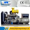Generador diesel 50 KVA 400 voltios para el uso industrial