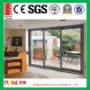 De Europese StandaardSchuifdeur van het Glas van het Aluminium