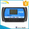 10A 12V/24V LCD Bildschirmanzeige mit USB-Solarladung-Controller für Sonnenkollektor-Batterie Rtd-10A