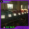 9X10W indicatori luminosi capi mobili del partito della fase della tabella del fascio LED